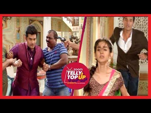 Karan Hires Goons To Kill Dharam, Meera Locks Herself In A Room, Vidya Informs Police – SNS