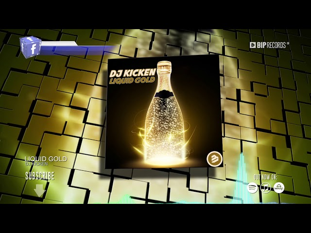 Dj Kicken - Liquid Gold Official Music Video (HD) (HQ)