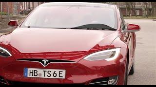 Reisen mit Tesla - 900 KM Roadtrip - in 10 Stunden von Süd nach Nord