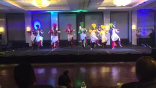SGPD @ Windy City Bhangra 2015 - 1st Place