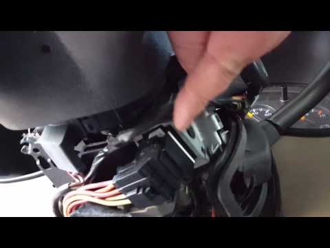How to Replace Your Ignition Switch in a 2003 - 2006 GMC and ...  Silverado Ignition Switch Wiring Diagram on