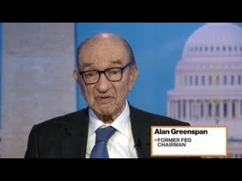 Alan Greenspan // Federal Budget Deficit, Asset Valuations / Bubbles in the Stock and Bond