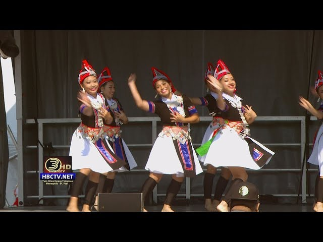 3HMONGTV EHOUR: Part 8 - Third Annual Hmong MN Day at the MN State Fair.