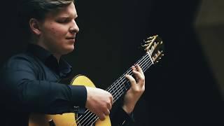 Mateusz Kowalski plays Astor Piazzolla Invierno Porteño