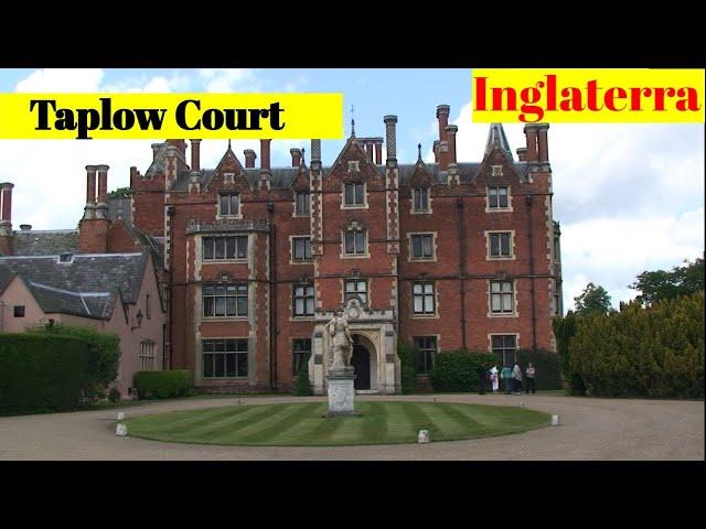 Conheça Taplow Court na Inglaterra