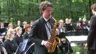 Valse Vanite door Arti et Amicitiae met Luuk Meeuwis op sax