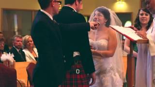 Lethbridge Wedding Cinematography Rich and Crystal 4K