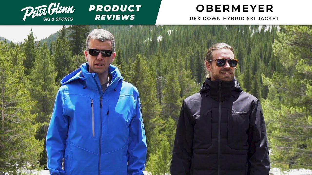 Obermeyer Rex Down Hybrid Jacket
