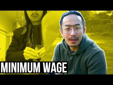 Working Minimum Wage in Vancouver, Canada (Part 2)