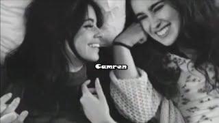 Camren - Do you like kissing girls?