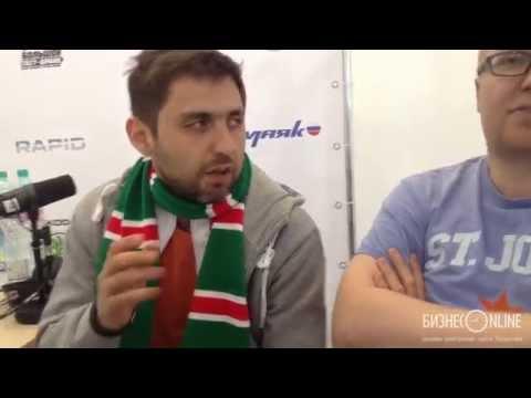 Сергей Стиллавин про дороги и водителей в Казани