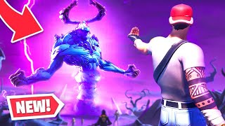 Baixar *NEW* STORM KING event in Fortnite! (CRAZY)
