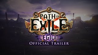 Path of Exile: Legion Official Trailer and Developer Commentary