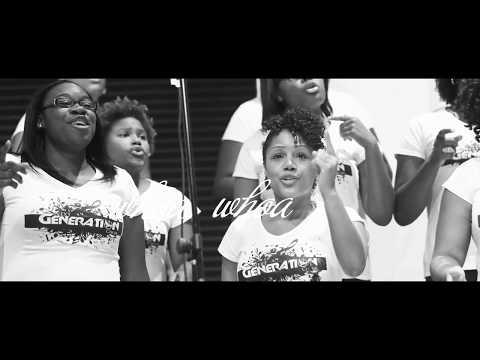 """""""Cry Out"""" Official Lyric Video by Dr. F. James Clark Presents The NextGeneration Choir"""