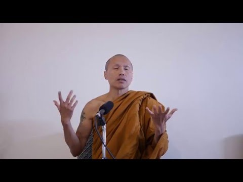 Ajahn Khemavaro - Observing The Emotional States Of The Mind Arise & Fade