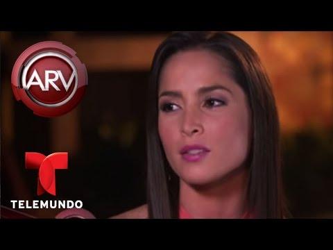 Carmen Villalobos revela quién es su amor en la vida real | Al Rojo Vivo | Telemundo