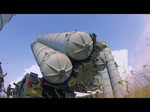 Зенитчики из Березовского! Проверка боевой готовности С-300 на Урале