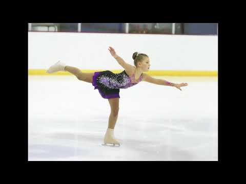 Alisa Figure Skating Sweetheart Feb 2018 Houston