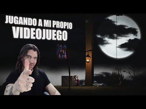 JUGANDO A MI PROPIO VIDEOJUEGO