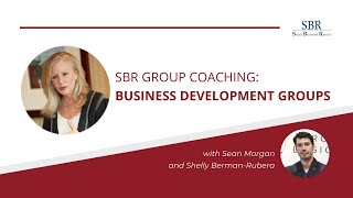 SBR Group Coaching: Business Development Groups