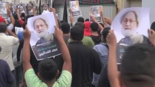 """الدراز: مسيرة """"السيد علوي؛ ضحية الإرهاب الخليفي"""" تطالب بوقف الإنتهاكات الخليفية"""