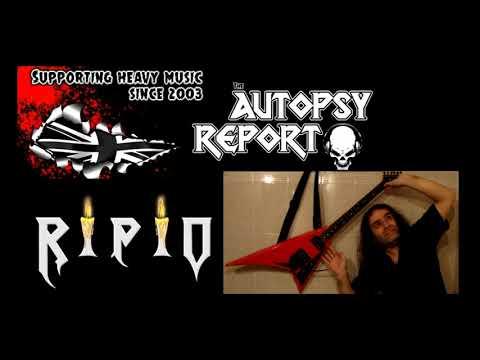 RIPIO - The autopsy report Radio (6/15/2020)