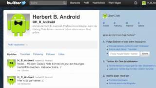 Herbert B. Android