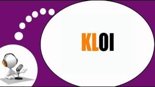 Французского видео урок = Слоги с № KL