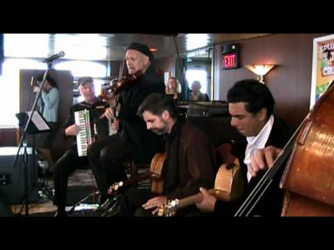 Clip from KPLU Jazz Cruise, summer of  2010
