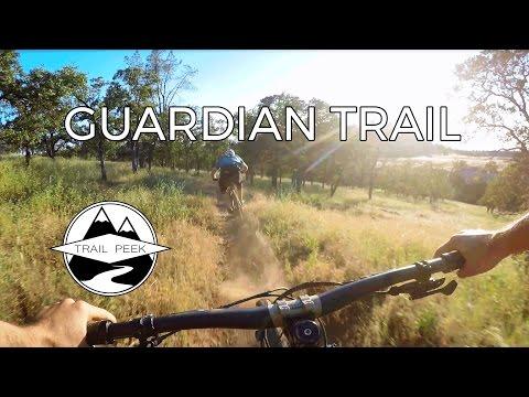 Buried Treasure - Guardian Trail - Mountain Biking Chico, California