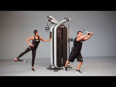 1MTH112 – 4-Station multi gym