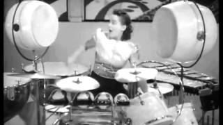 Frances Carroll & Her Coquettes Featuring Drummer Viola Smith