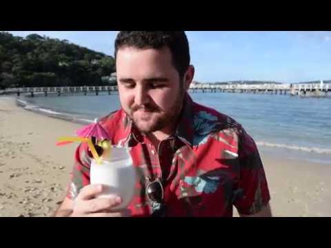 Pina Coladas Official Music Video (Not Official)