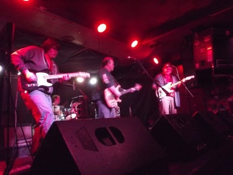 The Good Sam Club Band @ Davey's Uptown  - 3402 Main, K.C., Mo. - 12 28 2012 w/ Michelle &  Byron