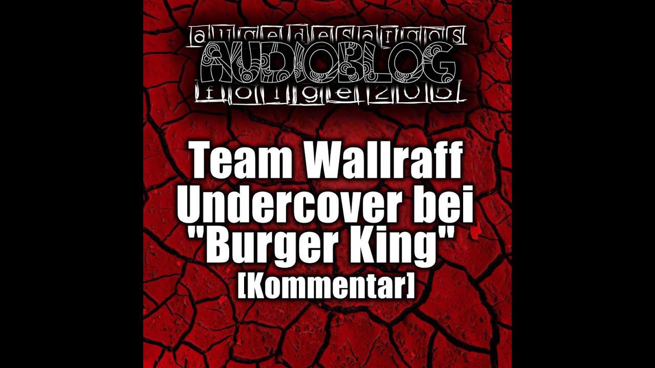 Bier Bei Burger King