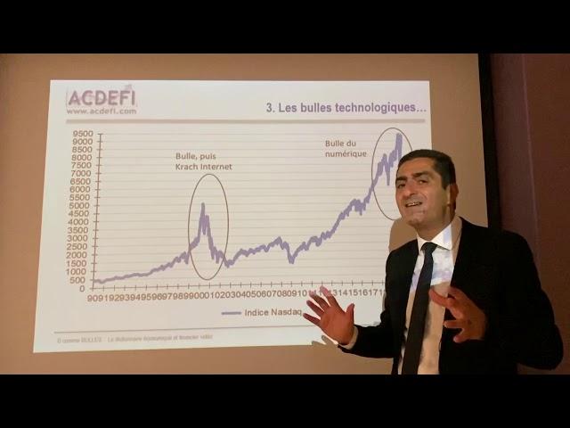 B... comme Bulle : Bourse, dette, immobilier : Et si toutes les bulles éclataient en même temps ?!