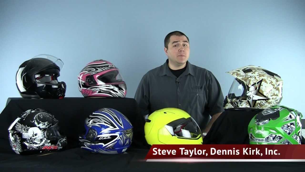 AFX Helmets | Dennis Kirk