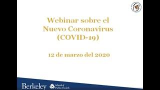 Nuevo Coronavirus (COVID-19): Qué es, cómo se transmite, cómo protegerse