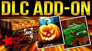 IWZombies ☆ DLC 4 EVENT! HALLOWEEN WEAPONS!