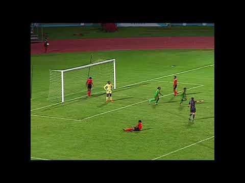 T&T U-17 Women and Grenada Qualifier - Highlights
