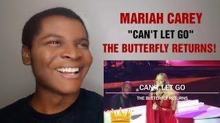 "MARIAH CAREY - ""Can't Let Go"" 2018 (REACTION)"