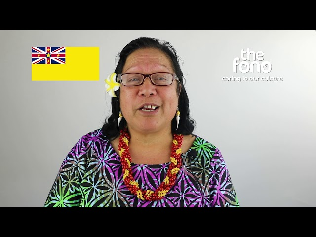 The Fono | Faahi Tapu he Vagahau Niue | Niue Language Week 2020 | Lingi Pulesea | Niuean greetings