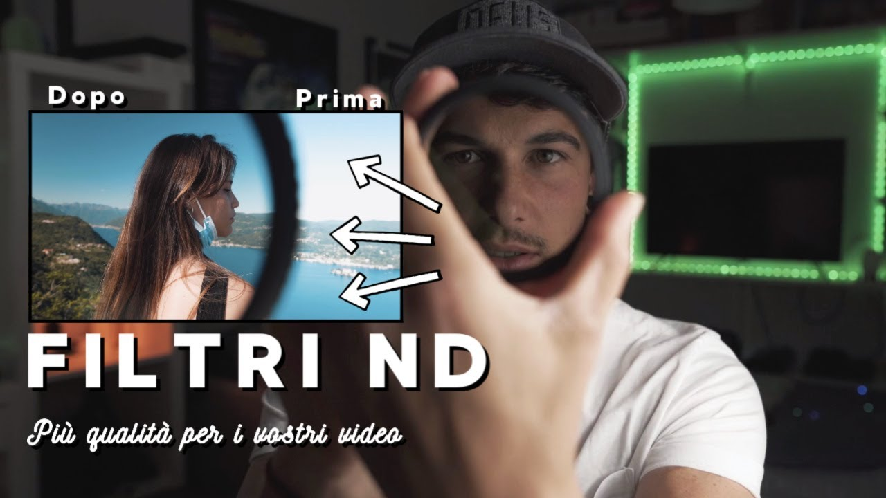 Migliora la qualità dei TUOI VIDEO