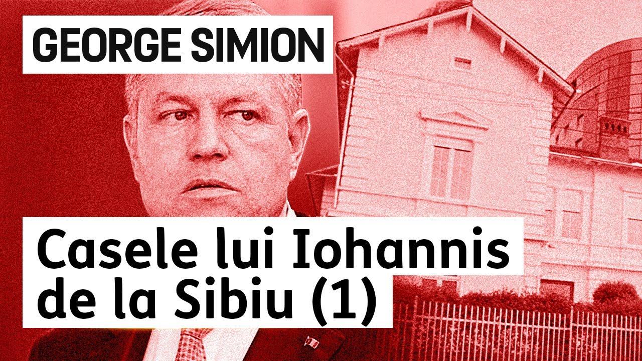 Casele lui Iohannis de la Sibiu (documentar - partea 1)