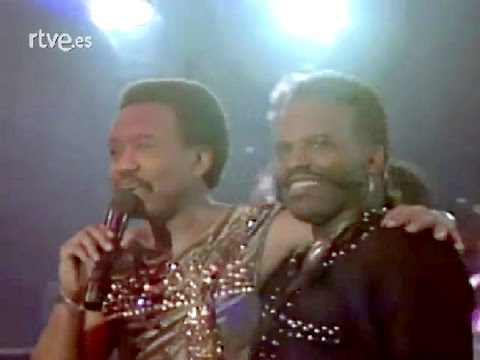 Earth, Wind & Fire - Live in Barcelona 1988