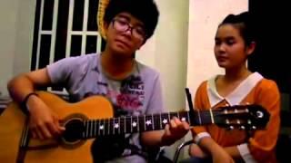 [Guitar Cover] Cơn Mưa tình yêu by Nguyen Hoang Le