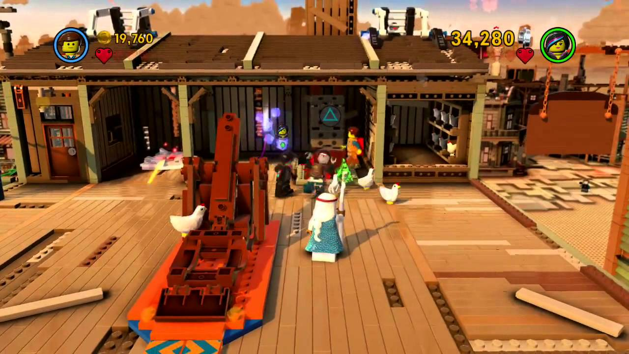 2 player lego games ps4