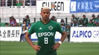松本山雅FC 明治安田生命J2リーグ 2018シーズン前半戦(第1節〜21節)ゴ...