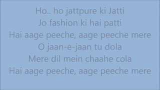 d se dance humpty sharma ki dulhania lyrics hd
