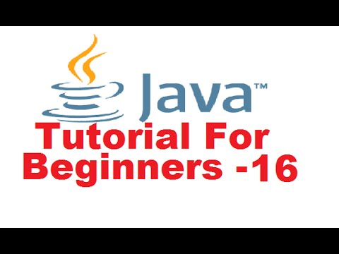 java-tutorial-for-beginners-16---introduction-to-methods